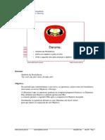 Planejamento e Plano de ação (Daruma)