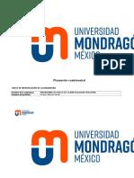 Dossier Padie Modragon 2019
