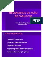 Mecanismos Acao de Farmacos
