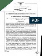 Resolución 2048 de 2015
