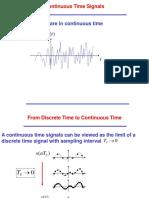 1 Fourier Transform