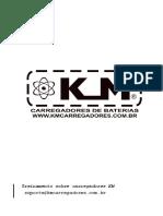 Treinamento Sobre Carregadores KM - PDF