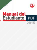 Manual Del Estudiante 2015