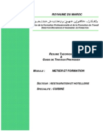 Ms05 - Metier Et Formation - Ht-tc