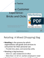 Chapter 12 lecture of Marketing; Real People, Real Choices Narrated