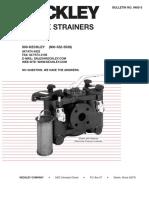 31436 Duplex Strainers 9400-5 (c)A