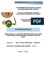 Informe Visita Tecnica Langui - Turbomaquinas i