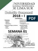 388223757 Boletin Semanal Cepreuntels 2018