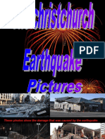 The Christ Church Earthquake Power Point