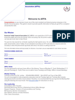 Affa Welcome Letter 05.21.19