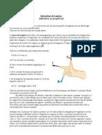 générateur de Laplace by Walbrecq