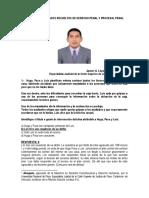 Preguntas y Casos Resueltos de Derecho Penal y Procesal Penal. Por. Dr. Janner A. Lopez Avendaño.