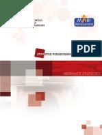 Statistik Perasuransian 2009 - 2013