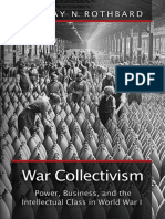 War Collectivism - Murray N. Rothbard