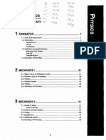 MCAT Physics and General Chemistry Guide