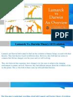 Lamarck vs. Darwin (www.myassignmenthelp.com)
