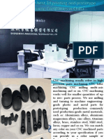 One of the 3d Printing and Prototype Machining Companies in China