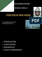 Clase Del Tercer Molar Unan Managua 2015