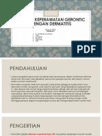 Askep Gerontik Dermatitis