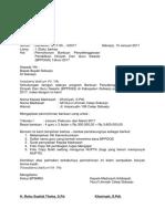 Surat Permohonan BPPDGS 2017