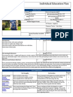 competency based iep example