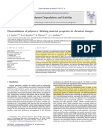 Photooxidation of Polymers_Relating Material Properties to Chemical Changes