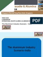 Presentation for Alumina