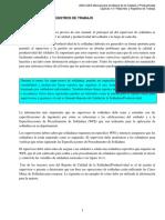 Capítulo 14-Reportes y Registros de Trabajo