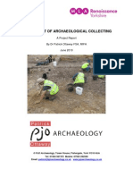 Assessment of Archaeological Collecting Renaissance Yorkshire 2010
