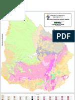 Carta Geologica Del Uruguay