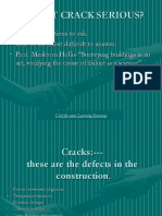 Bulding Construction (CE3G)-  Cracks (1).ppt