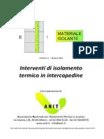 MANUALE ANIT Isolamento Intercapedine