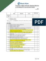 Commission procedure