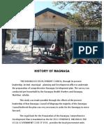 HISTORY OF MAGNAGA