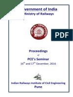 PCE Seminar Final Minutes