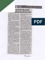 Abante, July 23, 2019, Kalaban ng LGBTQ Rep. Abante inokray sa puwetong minority leader.pdf
