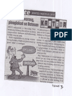 Abante, July 23, 2019, Solon hinarang pinalakad sa Batasan.pdf