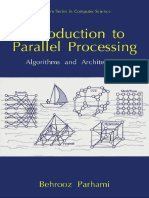 Parhami B. Introduction to parallel processing.. algorithms and architectures (Kluwer, 2002)(557s) (1).pdf