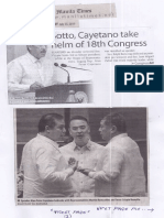 Manila Times, July 23, 2019, Sotto, Cayetano take helm of 18th Congress.pdf