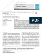 Local and post-local buckling of normal-high strength steel sections with concrete infill, 2019 (Yuchen Song).pdf