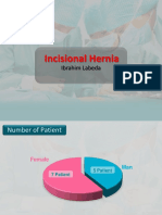Hernia Insisional