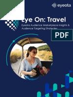 Eyeota EyeOnTravel Full Report