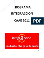 Programa IntegrAcción