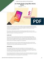 5 Instagram Tools Gratis Yang Bisa Kamu Pakai _ Blog Dewaweb