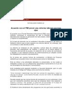 Exigencias Del Fmi en Laboral