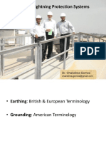 Grounding Systems IEC62305 3