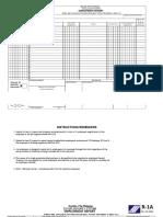 SSS R1A Form (Blank)