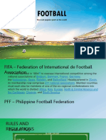 Football Presentation