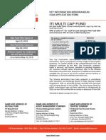 ITI Multicap Fund KIM