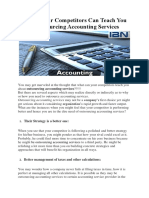 10 Ways Your Competitors Can Teach You About Outsourcing Accounting Services 2